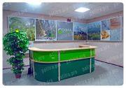 Оформление офисов, мест продаж